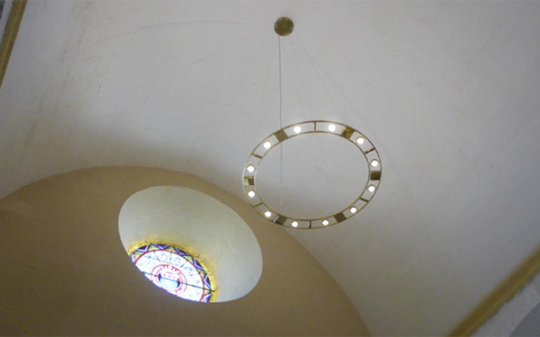 Eglise Saint Pancrace d'Aramon