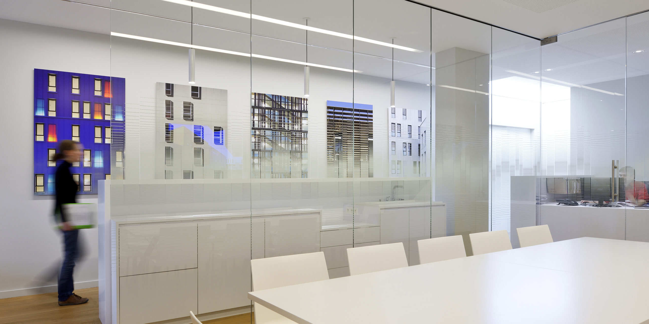 Cabinet architecture - Lyon