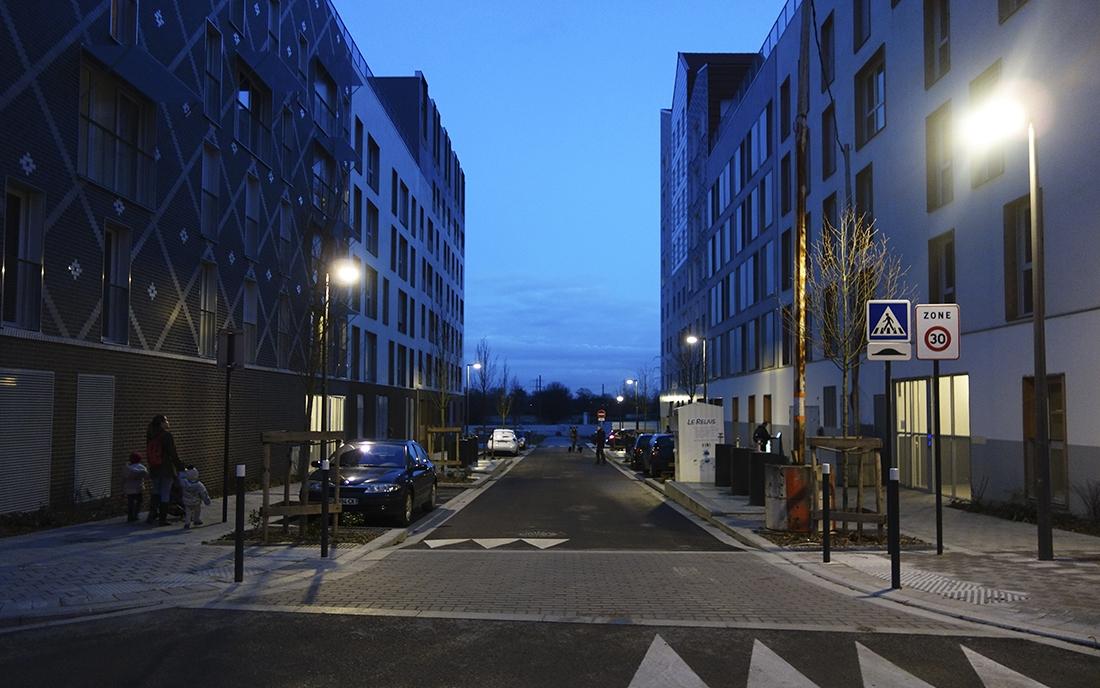 ZAC Bossut de Cergy-Pontoise