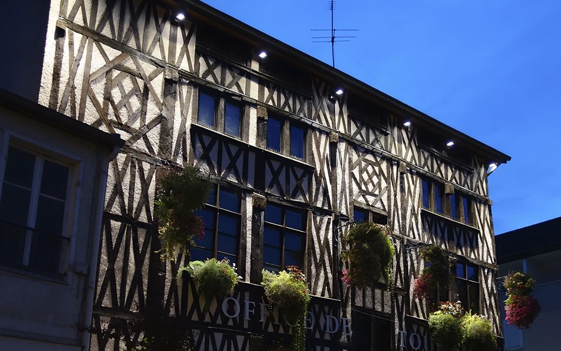 Édifices touristiques de Châlons-en-Champagne