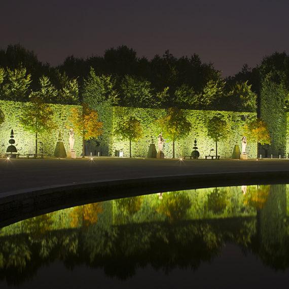 Jardin Royal du château de Versailles