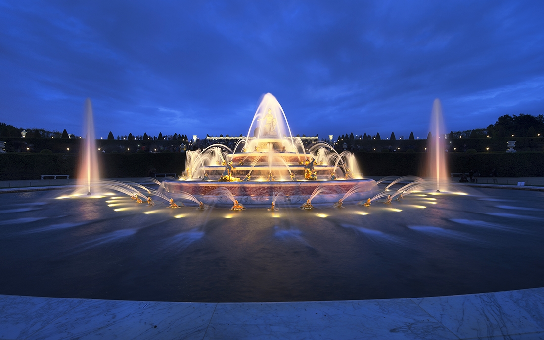 Fontaines du château de Versailles
