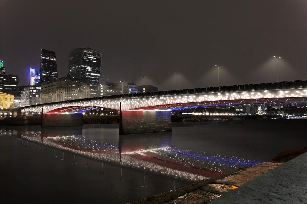 London Bridge à Londres