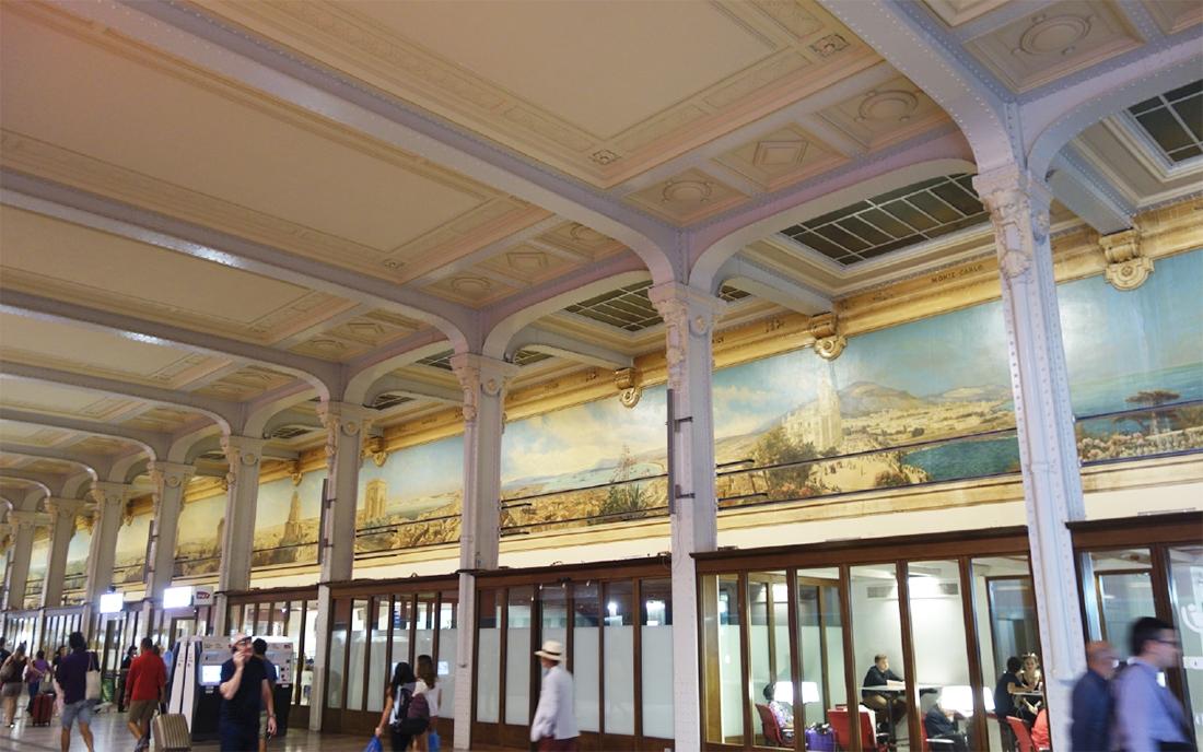 Gare de Lyon à Paris
