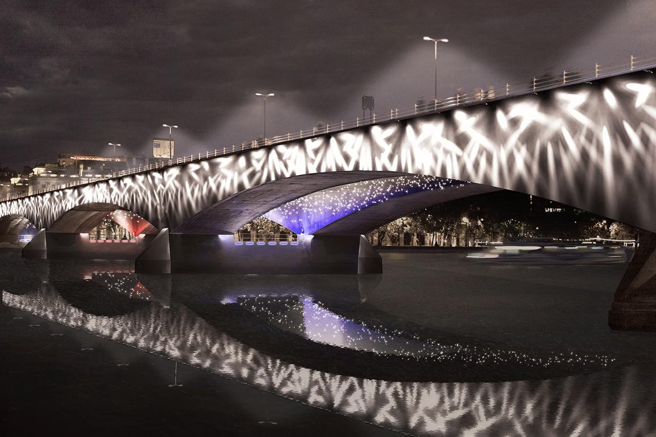 Waterloo Bridge à Londres